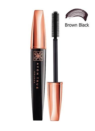 Avon Uzun Gösteren Besleyici Maskara 7 Ml. Brown Black Kahve